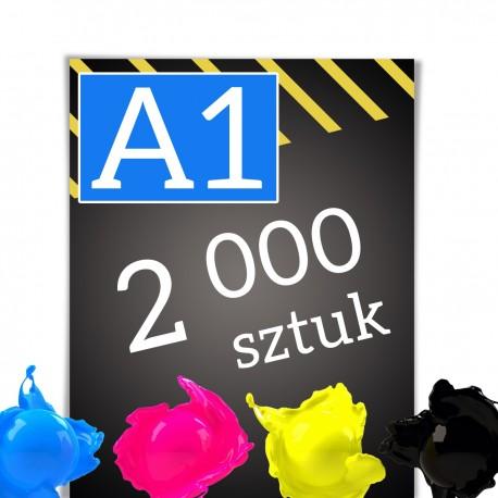 Plakaty A1 2000