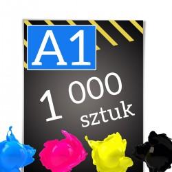 Plakaty A1 1 000