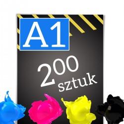 Plakaty A1 200