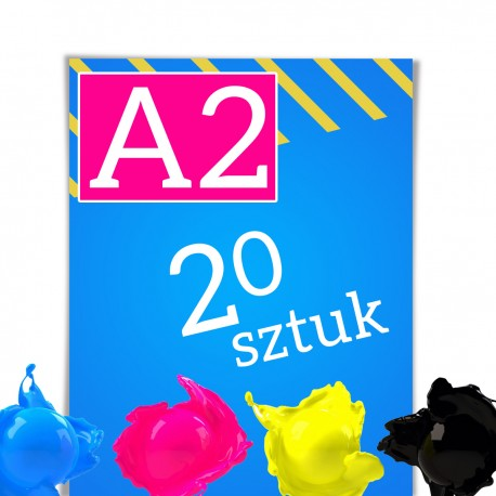 Plakaty A2 20