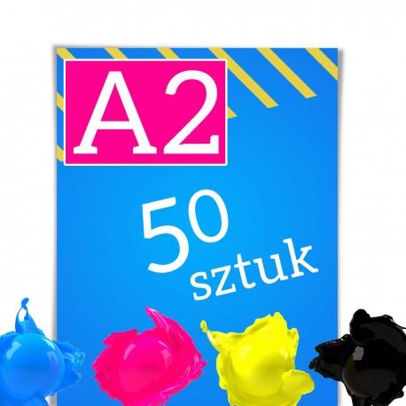Plakaty A2 50