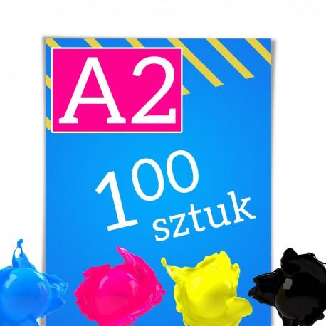 Plakaty A2 100