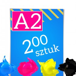 Plakaty A2 200