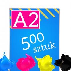 Plakaty A2 500