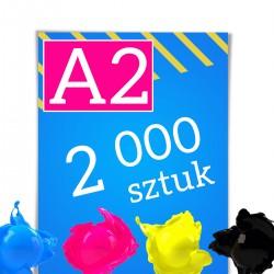 Plakaty A2 2 000