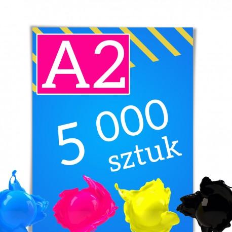 Plakaty A2 5 000