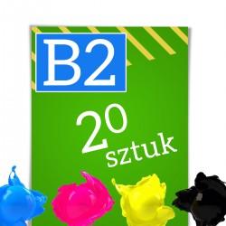 Plakaty B2 20
