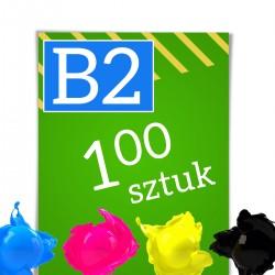 Plakaty B2 100