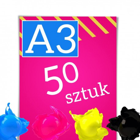 Plakaty A3 50