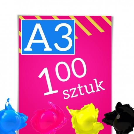 Plakaty A3 100