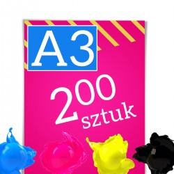 Plakaty A3 200