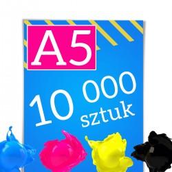 Ulotki A5 10 000