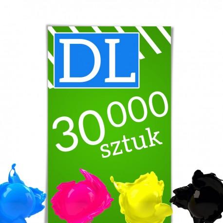 Ulotki DL 30 000
