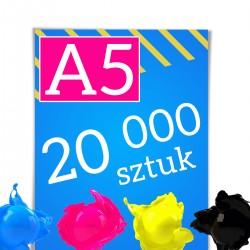 Ulotki A5 20 000